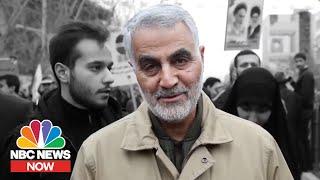 U.S. Kills Top Iranian General, Iran Vows Revenge | NBC News NOW
