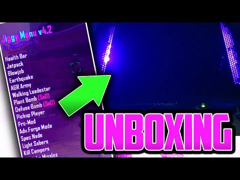 MODDED XBOX RGH/JTAG - UNBOXING!!::