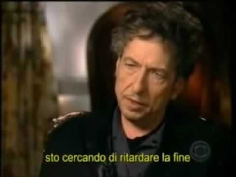 short clip of Bob Dylan Admits He Sold His Soul to the Devil for short lived fortune fame and glory