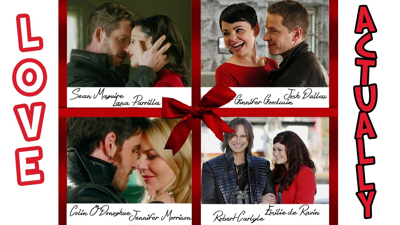 Download Once Upon a Time || Trailer [Love Actually style]