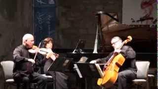 Beethoven trio des esprits opus 70 n°1 : 1/3 allegro vivace e con brio