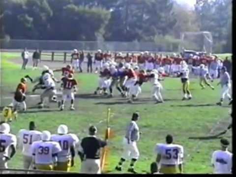 Berkeley High vs. St.Mary's 1996 Alumni Game. Tim deNeveu ...