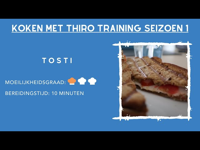 Kook Video #9 Tosti
