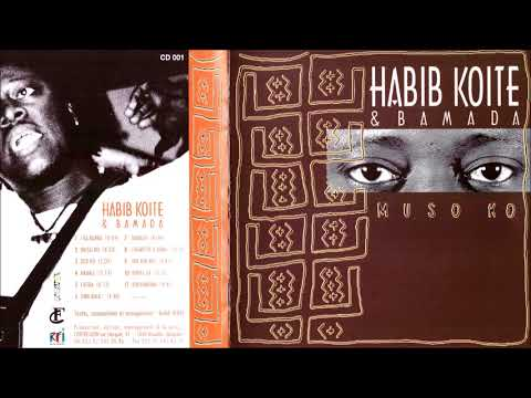 Habib Koité & Bamada - Muso Ko (Full Album) mp3