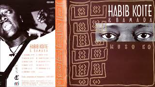 Habib Koité & Bamada - Muso Ko (Full Album)