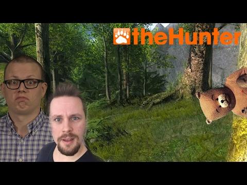 The Hunter med figgehn & Whippit   JAKT PÅ LITEN NALLE   #12