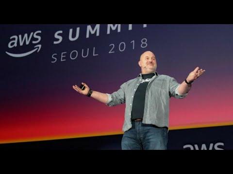 AWS Summit Seoul 2018 | Day1 기조연설 Dr. WERNER VOGELS