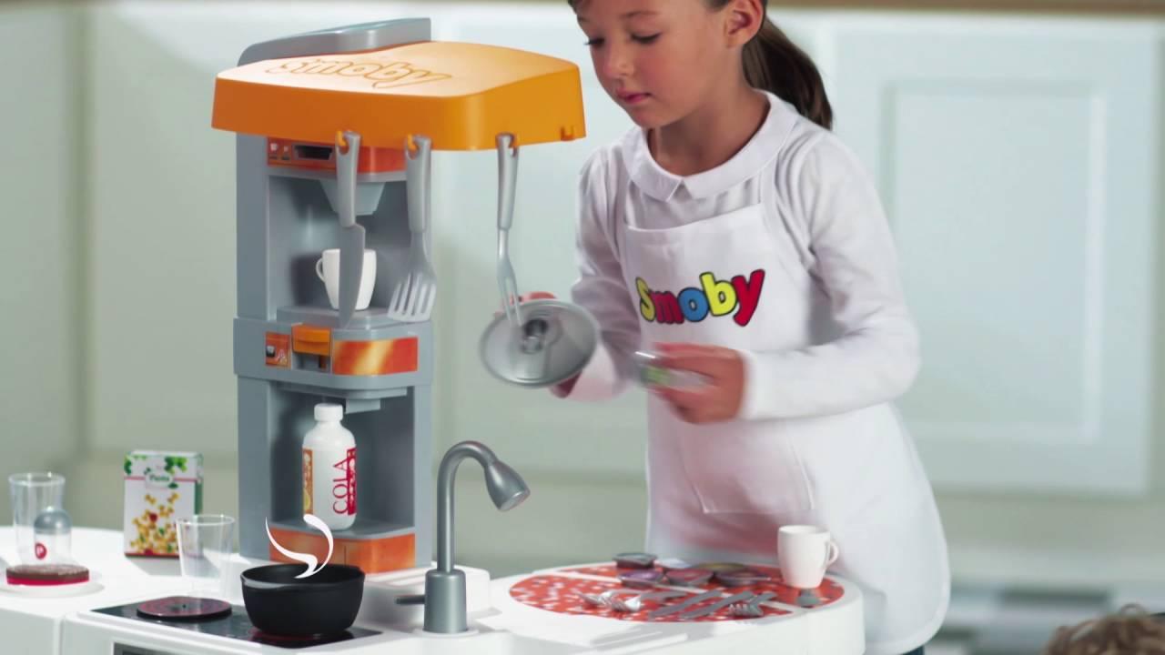 Smoby Kuchnia Dla Dzieci Tefal Studio Xl 311002