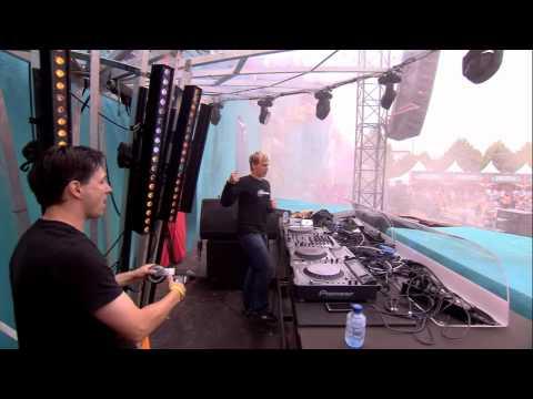 Kyau and Albert (1) at Tomorrowland 2012