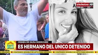 Caso de Zaira Rodríguez: Detuvieron a uno de los prófugos