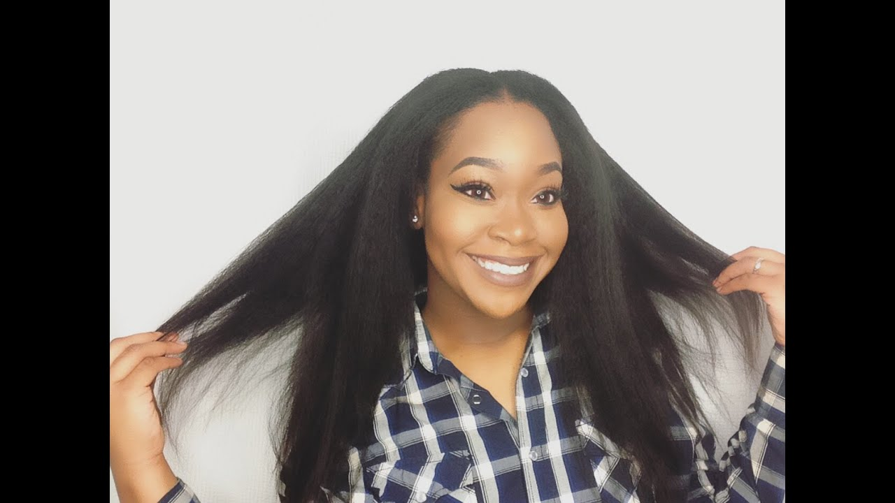 Mongolian Straight Hair Sew In Install The Gawds You