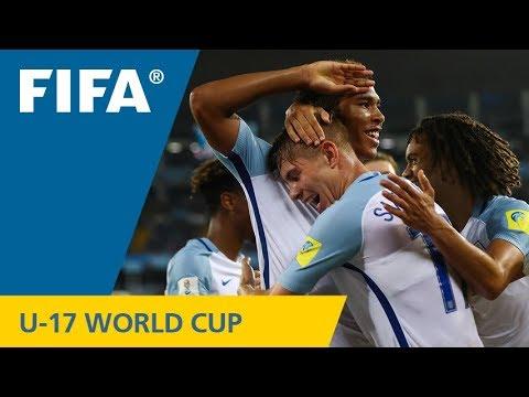 Match 36: England v Iraq – FIFA U17 World Cup India 2017