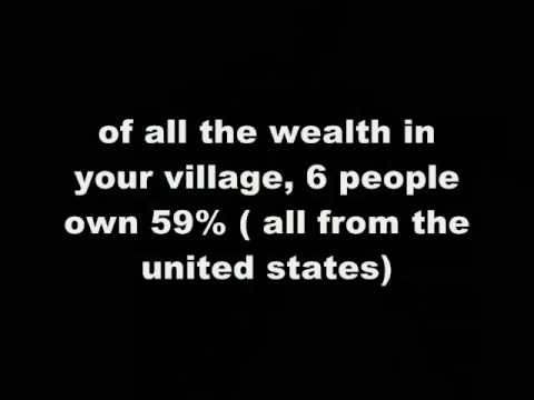 If the world were a village of 100