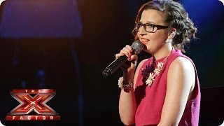 Abi Alton sings Moon River - Live Week 3 - The X Factor 2013
