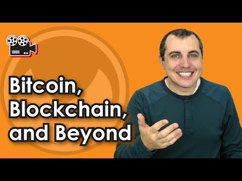 Interview: Bitcoin, Blockchain, and Beyond