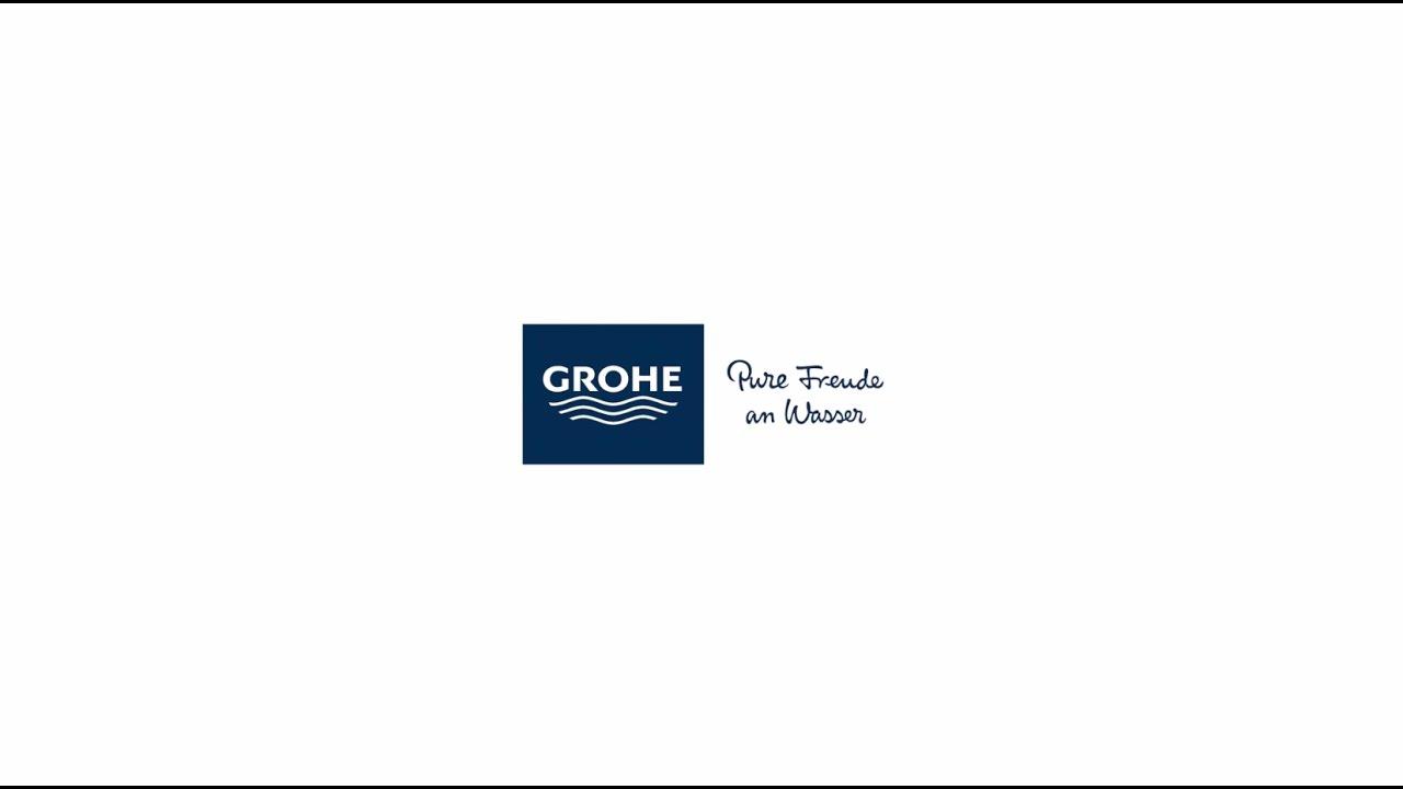 Shower toilet Sensia Arena – Torsten Meier VP GROHE explains this ...