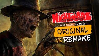 Freddy Krueger (1984) vs Freddy Krueger (2010) | #OriginalVsRemake