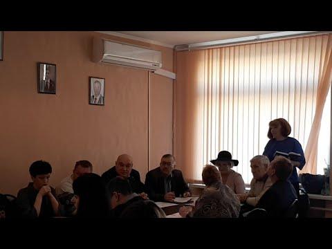 Продолжение очередного (№ 5) заседания Собрания депутатов МО город Кимовск Кимовского района