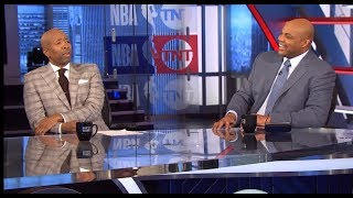 Inside the NBA - The Crew on Russell Westbrook altercation with fan | March 14, 2019