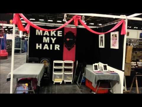 VLOG Japan Expo 2013 stand Jeune Créateur Make My Hair