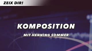 KOMPOSITION – Henning Sommer