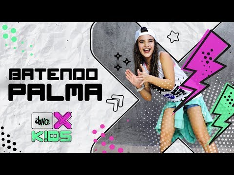 Batendo Palma - Dani Russo   FitDance Kids (Coreografía) Dance Video