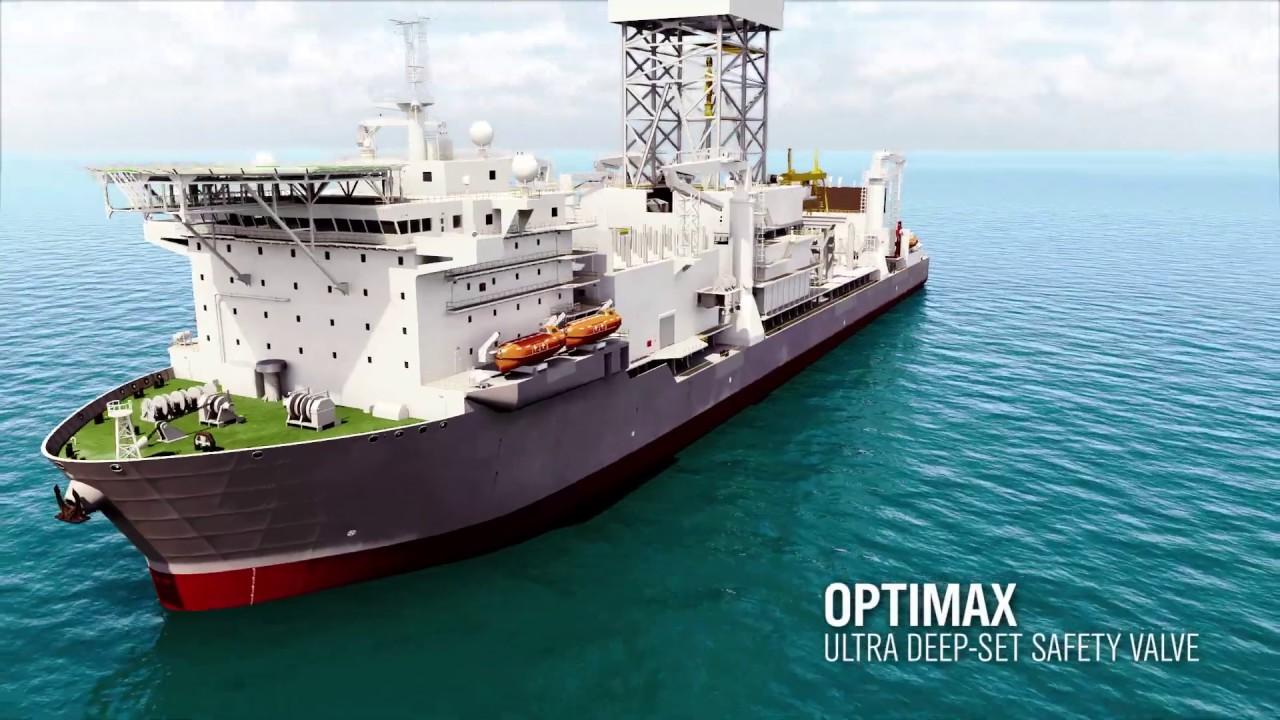 Optimax™ Ultra Deep-Set Safety Valve