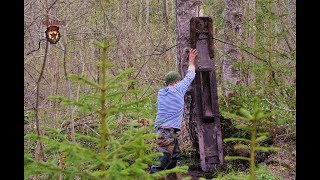 Коп по войне - Блиндаж-оборотень ( Dugout- werewolf) / Searching with Metal Detector