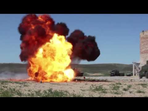 Видео в память о погибшем майоре Службы спецназначения