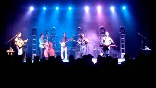 Infamous Stringdusters Chattanooga 11/13/2015 Tears Of The Earth