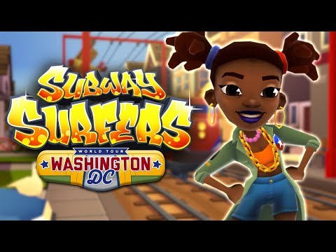 Subway Surfers World Tour 2017 - Washington - Official Trailer