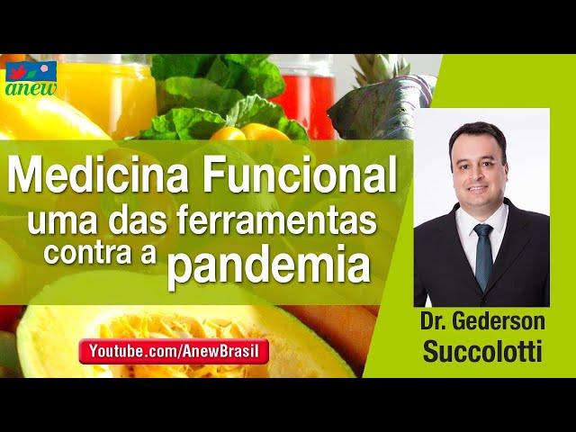 Medicina Funcional Uma Das Ferramentas Contra a Pandemia