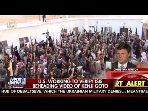 Christian whiton on reported isis murder of kenji goto youtube