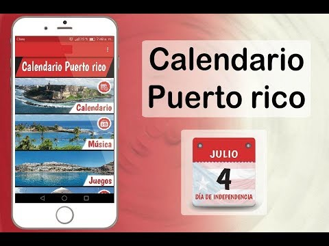 Calendario Puerto Rico 2020 Dias Feriados 2020 Apps En Google Play