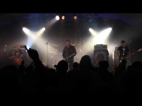 Stiff Little Fingers - Barbed Wire Love (Zikenstock Festival 2018 France) [HD]