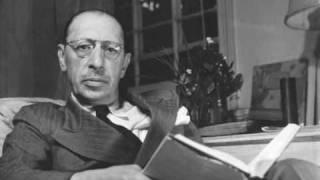 Stravinsky Otche Nash
