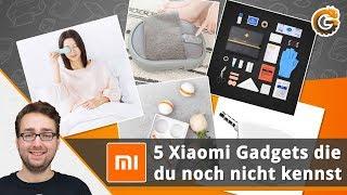 TOP 5: Geniale Xiaomi Gadgets, die du garantiert noch nicht kennst / DEUTSCH | China-Gadgets