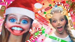 Christmas 3 Marker Challenge | WigglePop