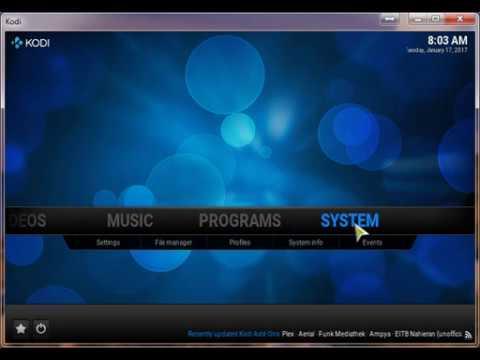 Fresh Spinz TV Build install on Kodi 16.1