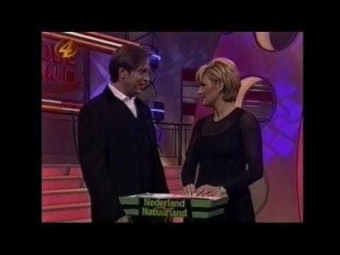 1997 Mega Record Show (Rolf Wouters, Martijn Krabbé en Caroline Tensen)
