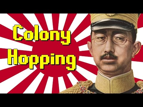Supreme Ruler Ultimate | Empire of Japan | Part 6 | Colony Hopping