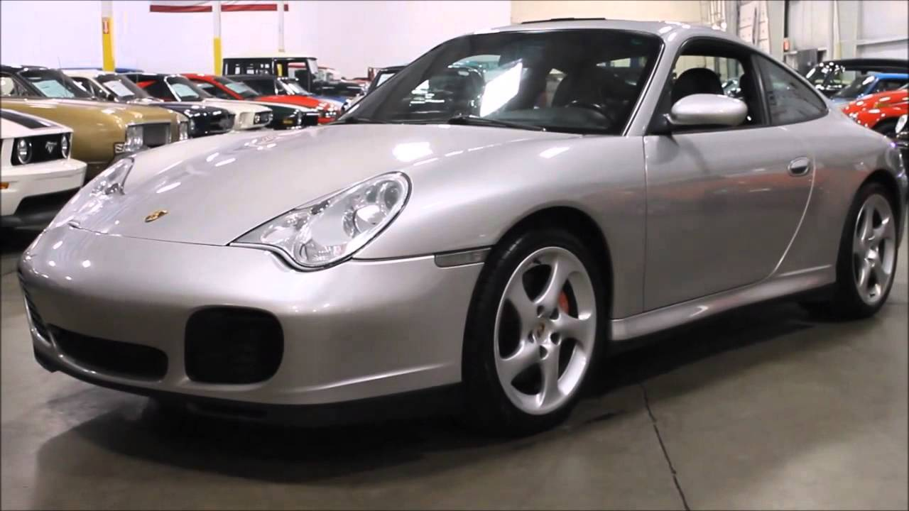 2002 porsche carrera 4s youtube. Black Bedroom Furniture Sets. Home Design Ideas