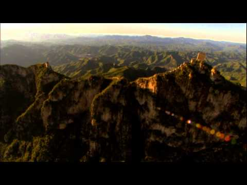 Beijing Travel Guide - Great Wall of China Skycam