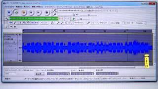 2017年01月01日標準電波JJYのうるう秒挿入時の受信音声11秒間