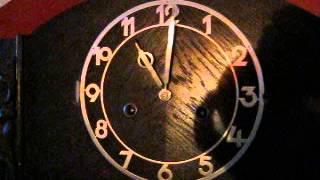 """""""Pfeilkreuz/Junghans"""" mantel clock"""