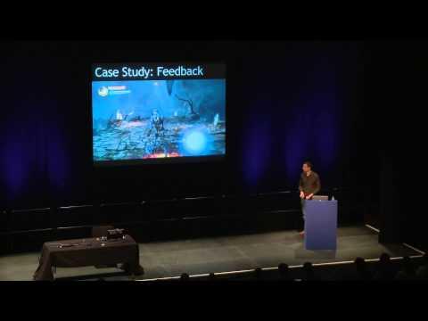 Mark Backler  - Designing for Natural User Interfaces