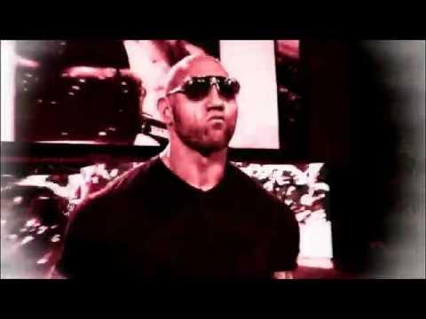 WWE Batista theme  I Walk Alone  titantron