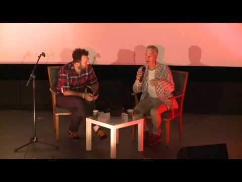 Pop-Kultur Nachwuchs 2016: Jon Savage in conversation with Martin Hossbach