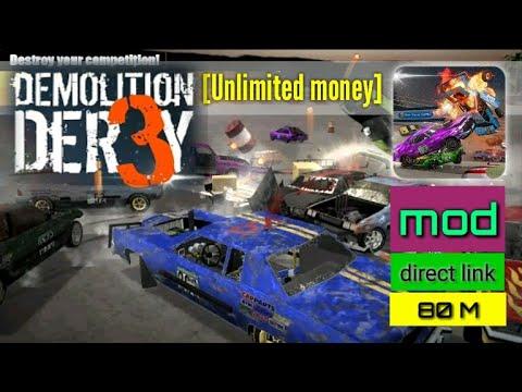 demolition-derby-3-android-gameplay-|-download-mod-apk-[unlimited-money]