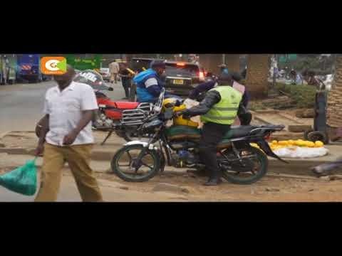 Normalcy returns in Nairobi CBD
